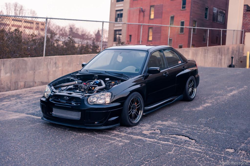 Kyle Nardi S Rwd Subaru Sti Kyle Nardi S Garage Built