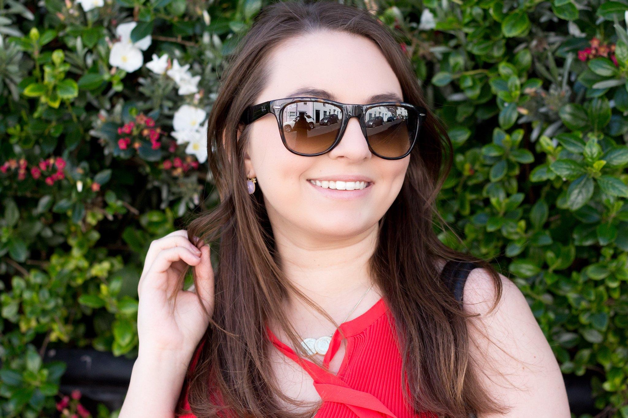May doll rayban sunglasses