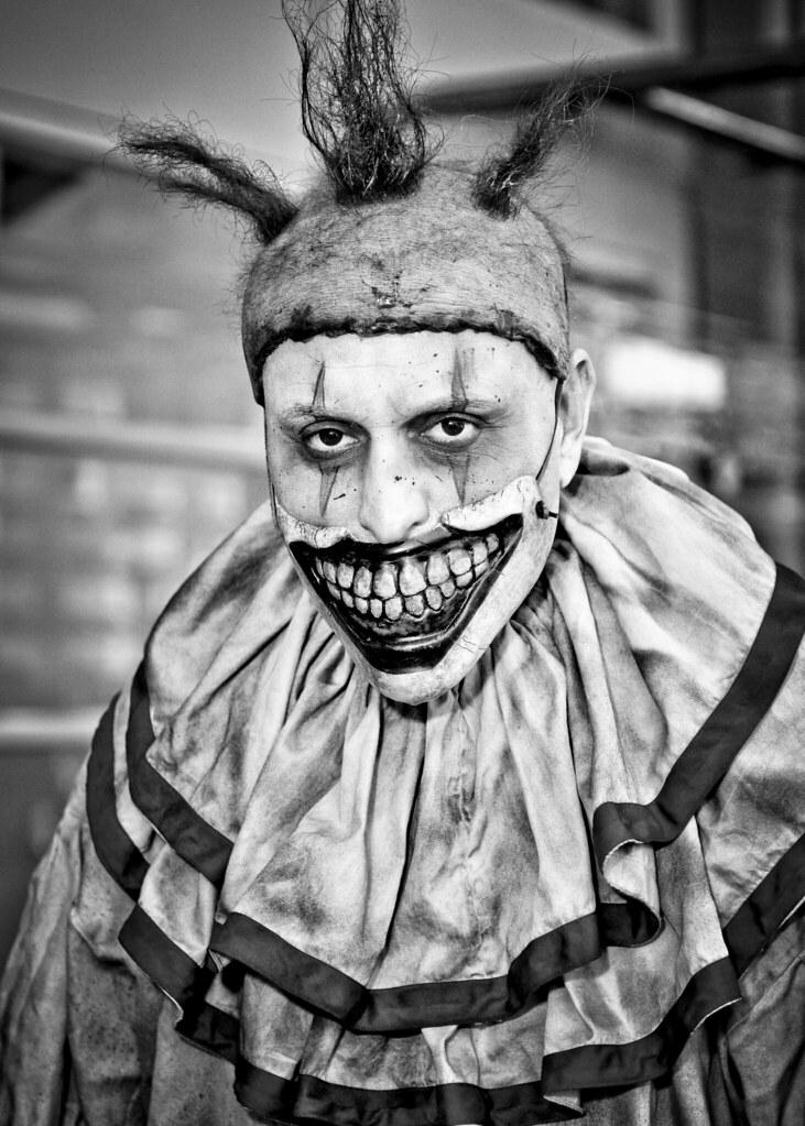 Twisty The Clown American Horror