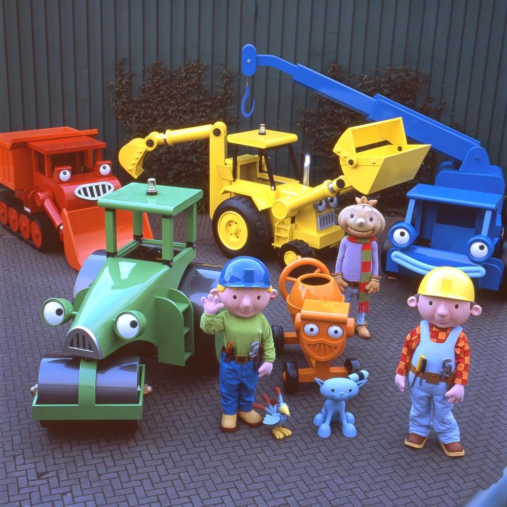 Bob The Builder And Friends Asylum Sfx Flickr