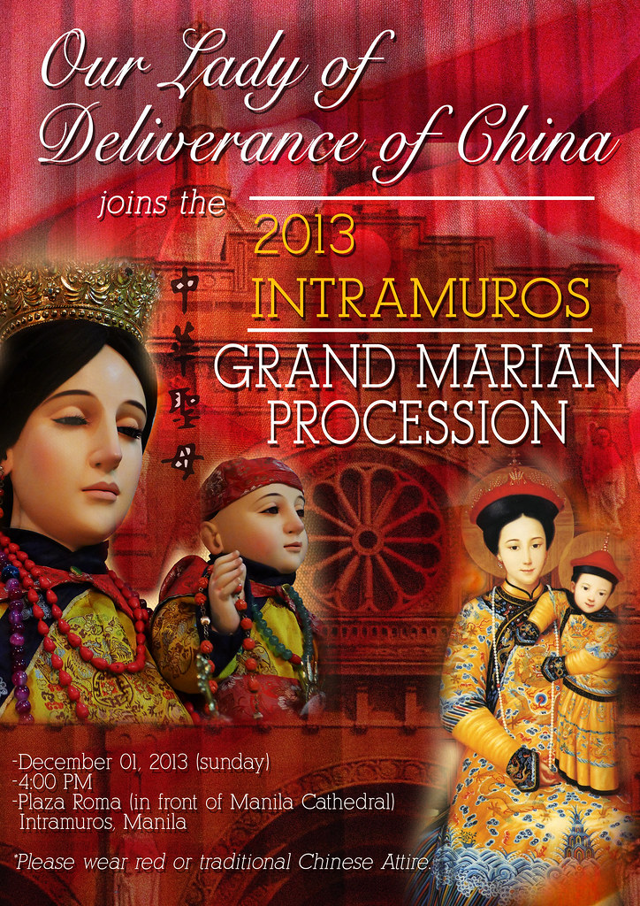 our lady of deliverance of china greetings of peace to