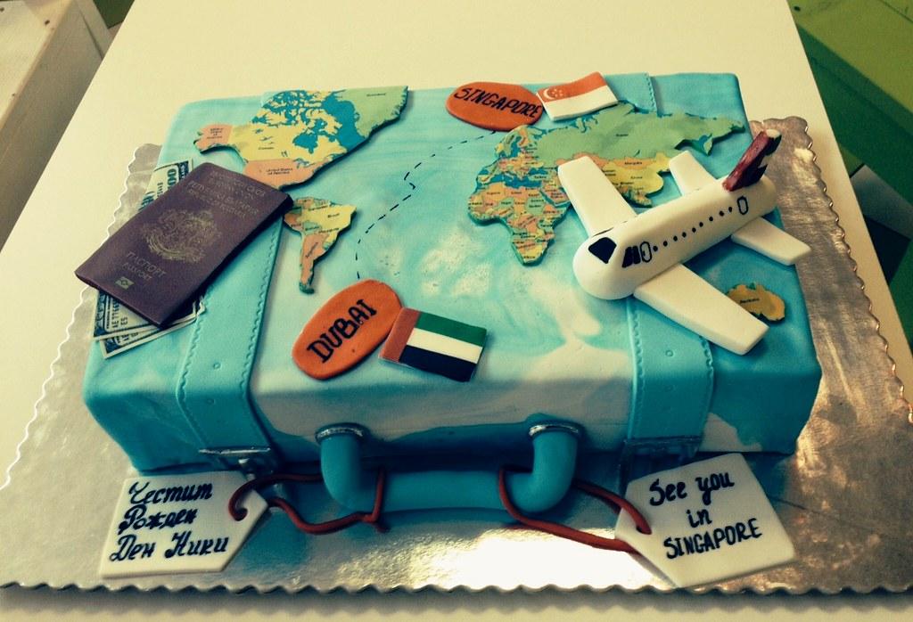 Best Cakes In Dubai