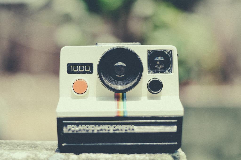 Camera Vintage Tumblr : All sizes polaroid camera flickr photo sharing!