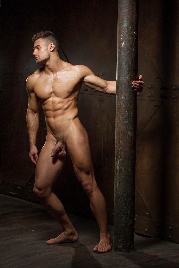 мужчины модели фото голые