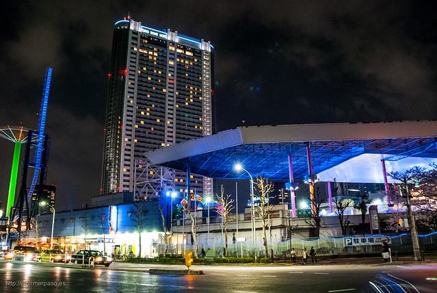 Japón - Akihabara y Tokio Dome