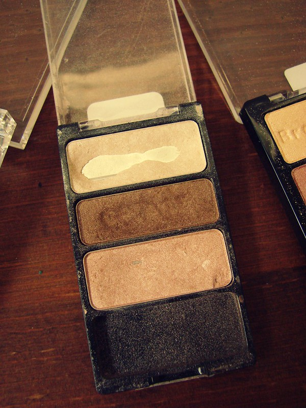 Drugstore Neutral Eyeshadow Palettes 6