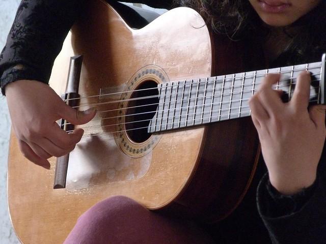 Guitarrista de Sevilla
