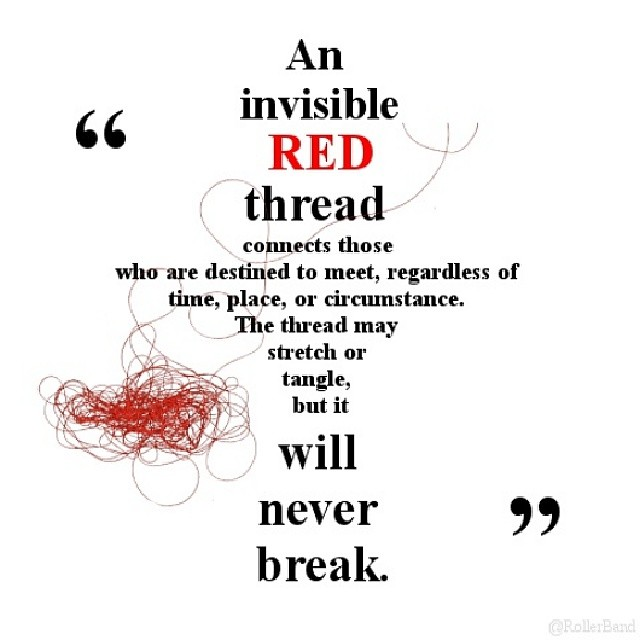 red thread of fate quote