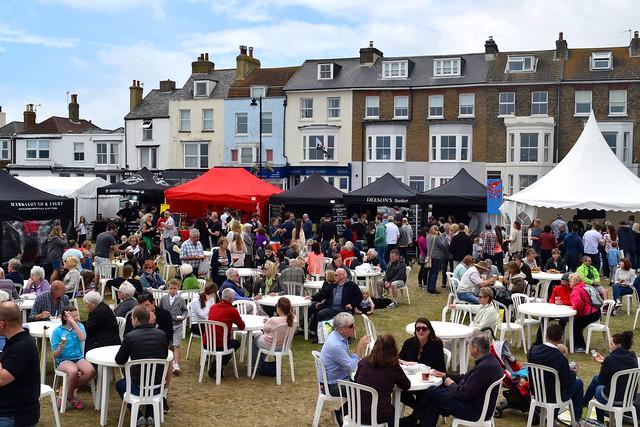 Walmer Food Festival 2015