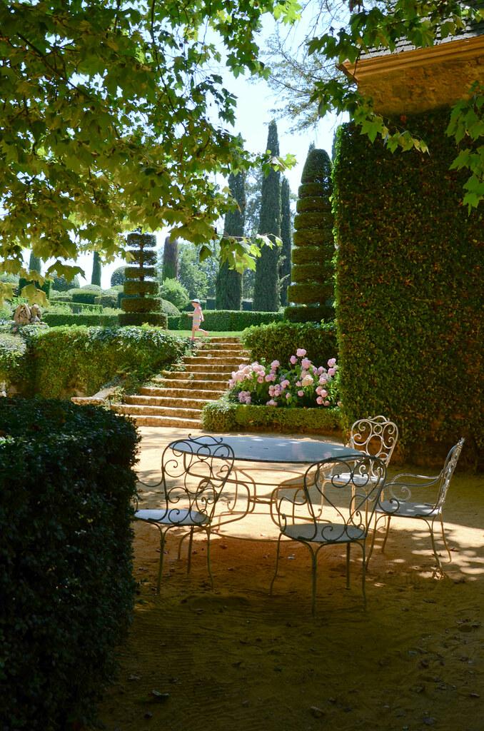 Les jardins du manoir d 39 eyrignac en dordogne audrey flickr - Jardins du manoir d eyrignac ...