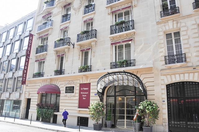 Hotel Vernet Paris Reviews