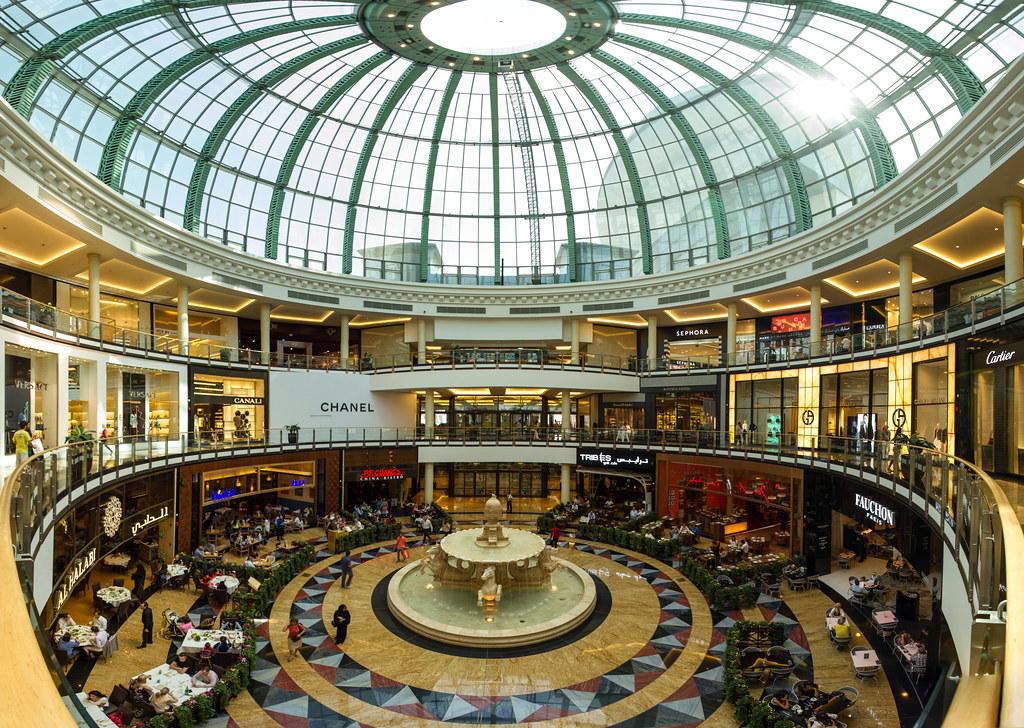 Food Court | Mall of the Emirates, Dubai UAE | Dubai is ...