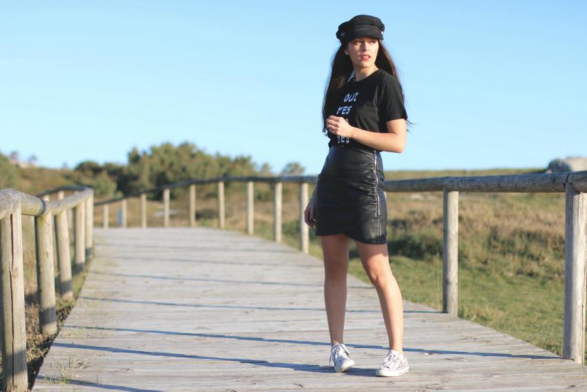 falda-piel