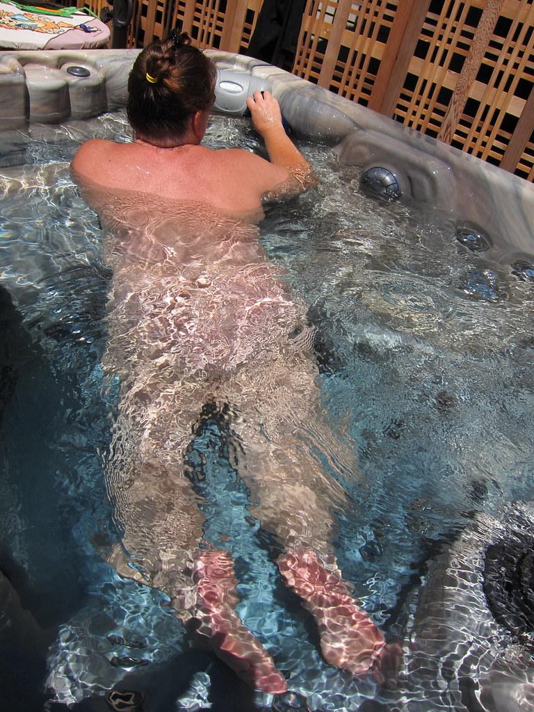 Hot Tub Wipe Down Img6841  More -6883
