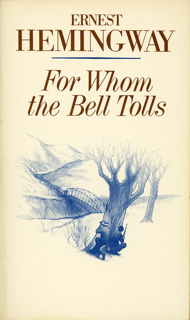 a book report on for whom the bell tolls by ernest hemingway
