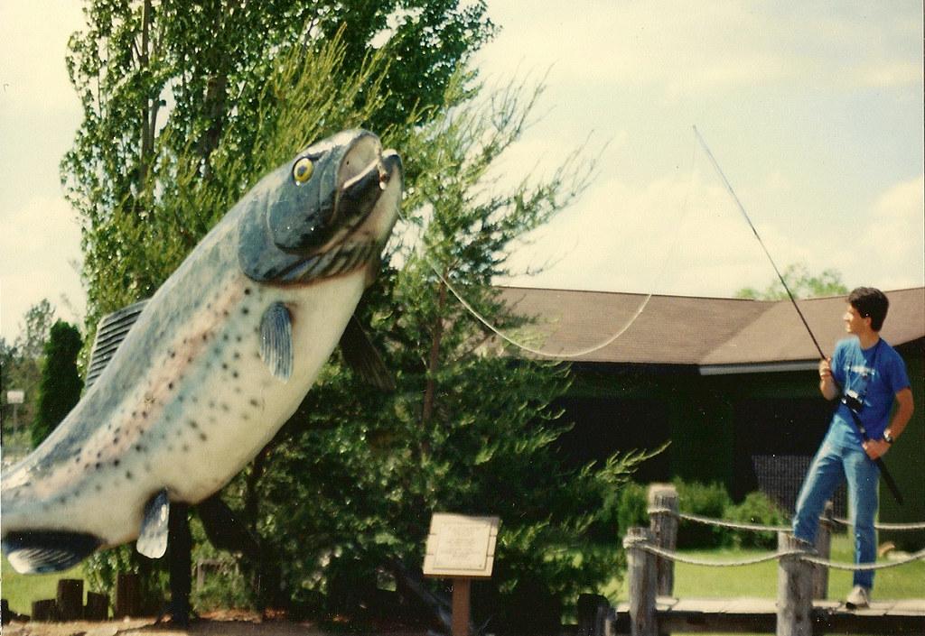 National freshwater fishing hall of fame hayward wi flickr for Freshwater fishing hall of fame