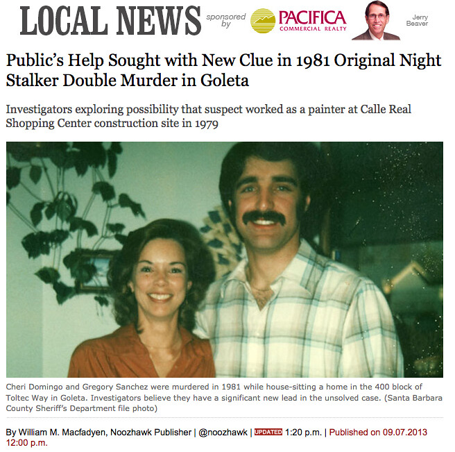 Cheri Domingo And Greg Sanchez Not Forgotten Is It