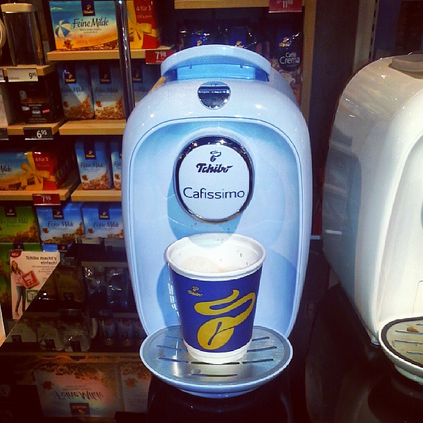Cafissimo Coffee To Go Becher
