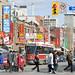 Toronto: Dundas St, Chinatown