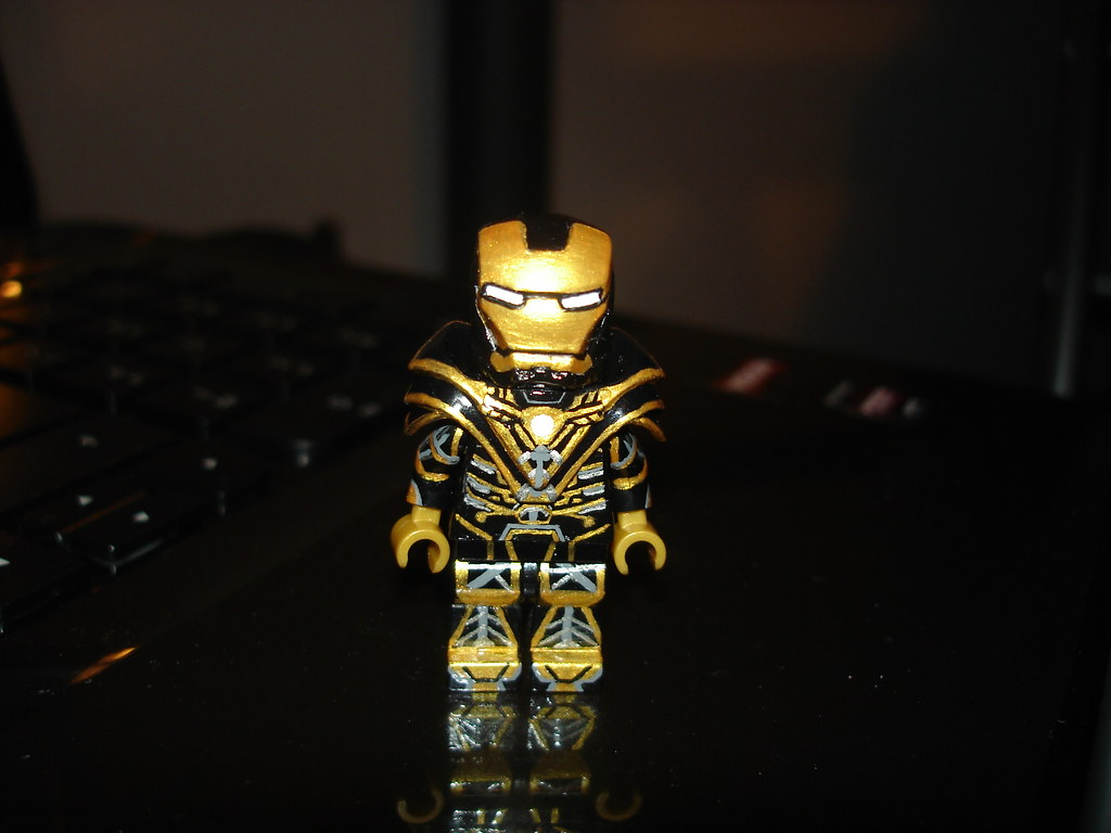 lego iron man mark 28 - photo #37