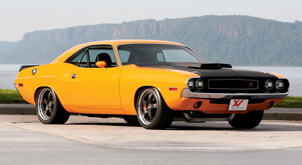 Pro Touring Dodge Challenger >> 1970 Dodge Challenger Pro-Touring | www.pinterest.com/pin/19… | Flickr