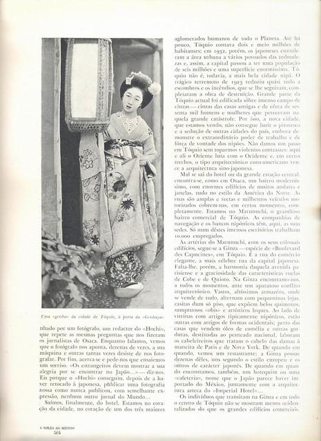 A Volta ao Mundo, Ferreira de Castro, Nº 15, 1944 - 4