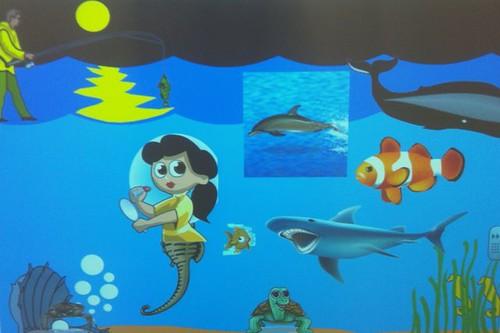 Sea creatures 1