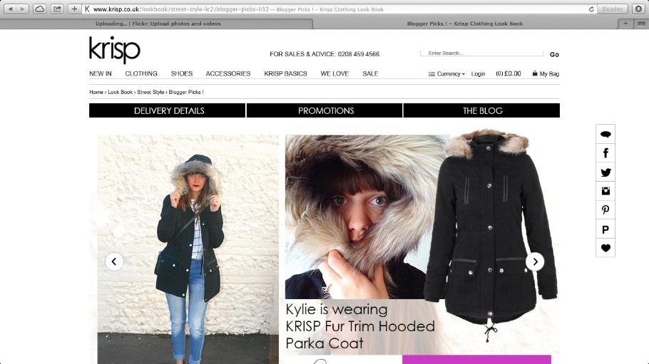 krisp clothing