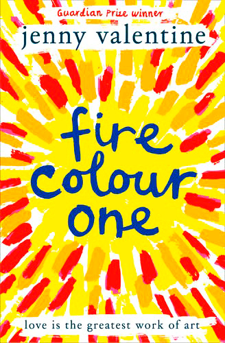 Fire Colour One (Jenny Valentine)