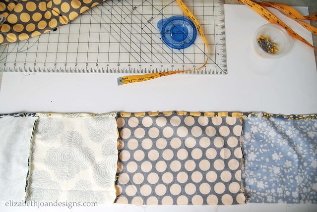 Pinning Fabric Edging