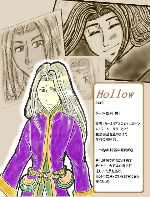 Hollow-charaprof