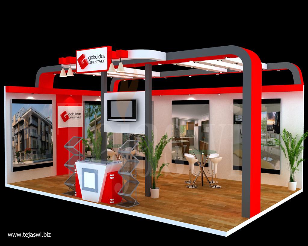 Real Estate Exhibition Stall Design : Meter square exhibition stall design flickr