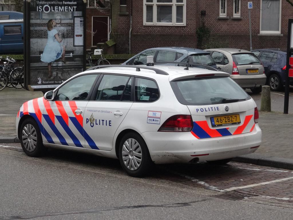 2012 Volkswagen Golf Variant Quot Politie Quot Harry Nl Flickr