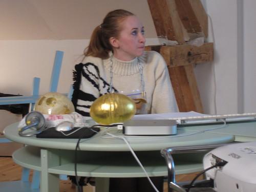 Karina Kazlauskaite - artist talk