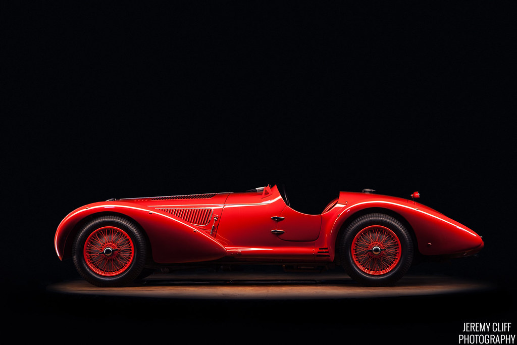 1938 Alfa Romeo 8C 2900B MM 1938 Alfa Romeo 8C 2900B MM