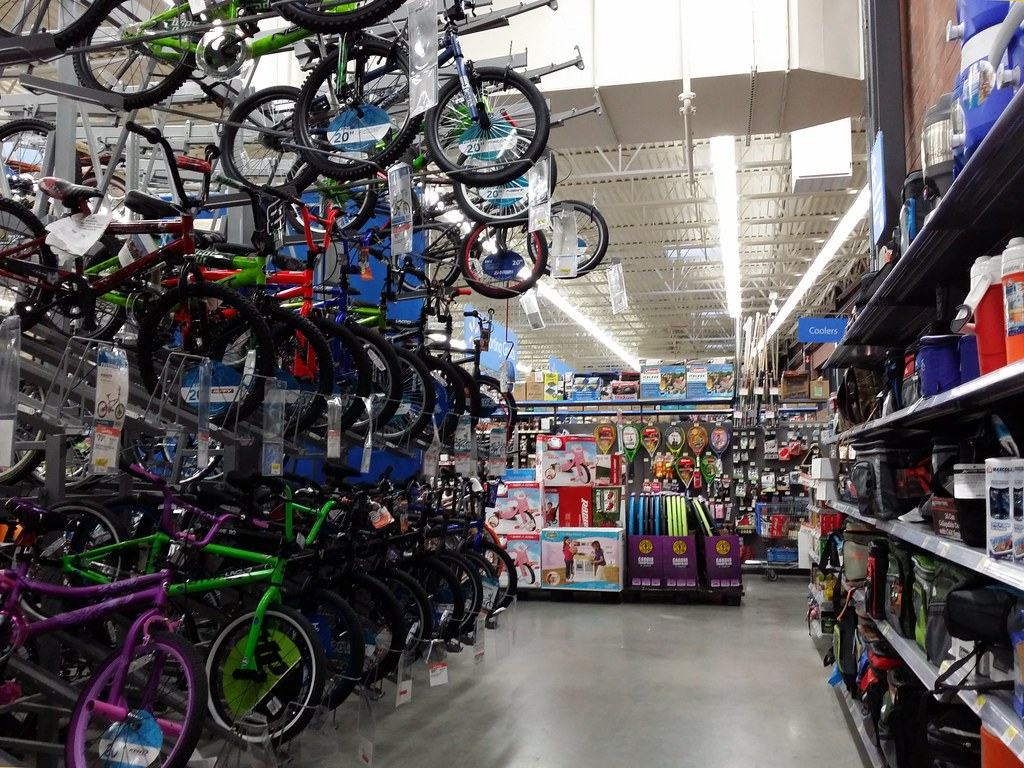 Walmart online coupons for bikes
