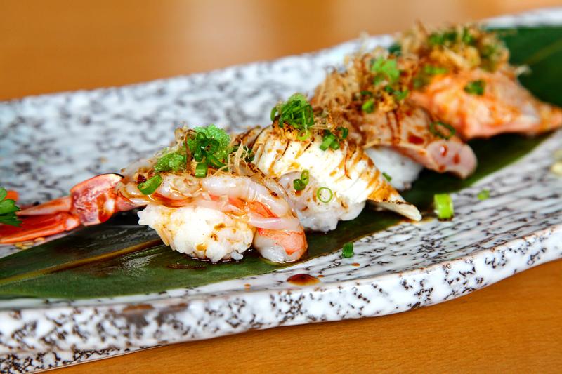 Ichiban Izakaya Aburi-Sushi