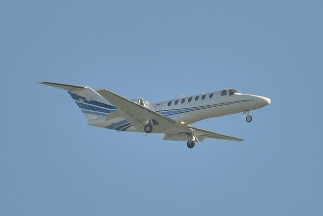 M-MIKE Cessna 525B Citationjet CJ3
