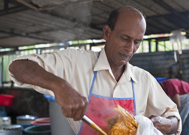 Fish head curry seller flickr photo sharing for Fish head app