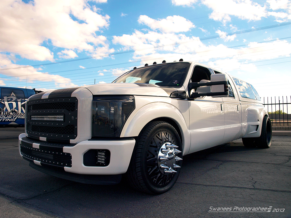 Wicked Super Duty Paul Swanson Flickr