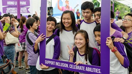 purple parade 2013