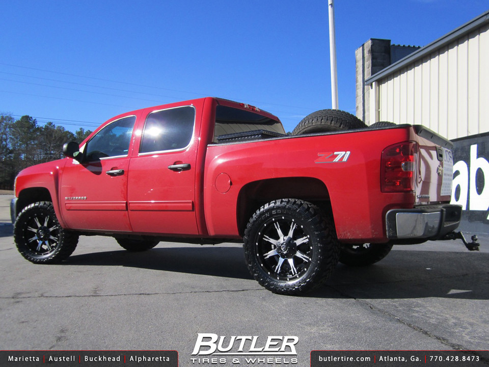 20in Chevy Rims >> Chevy Silverado with 20in Fuel Nutz Wheels | Additional Pict… | Flickr