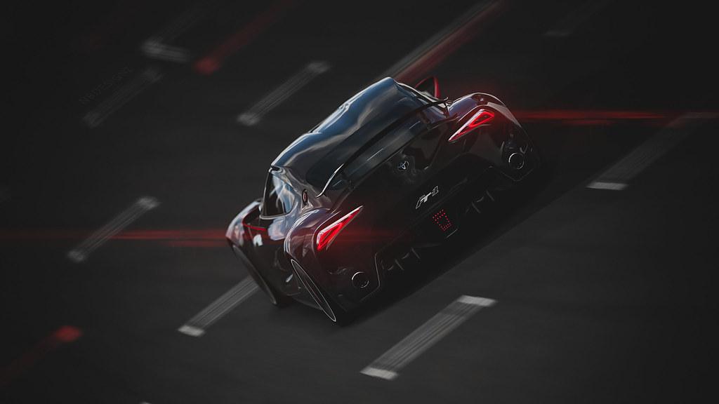 Toyota Ft 1 >> Toyota FT-1 Concept | Gran Turismo 6 | Nicolas | Flickr