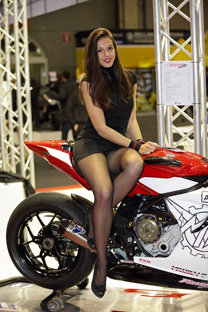 hottest naked girls on bicycles