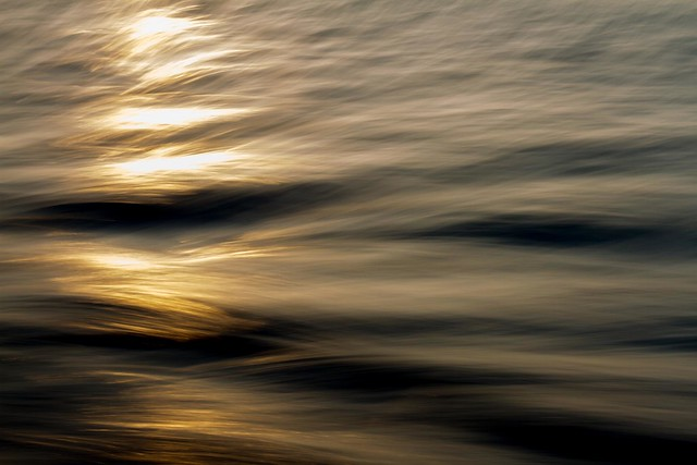 motion blur sea - photo #6