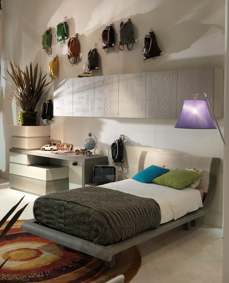 mazzali play up the teenager bedroom lo spazio teeenage