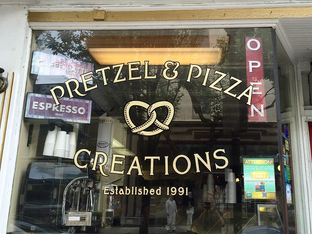 Pretzel & Pizza