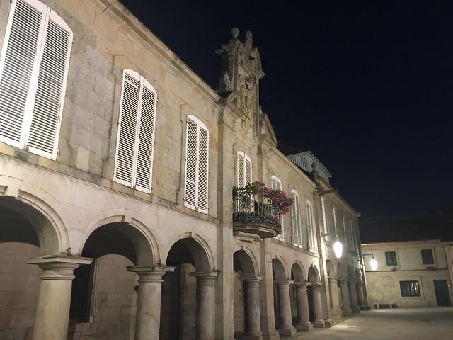 Plaza de Pontevedra (Galicia)
