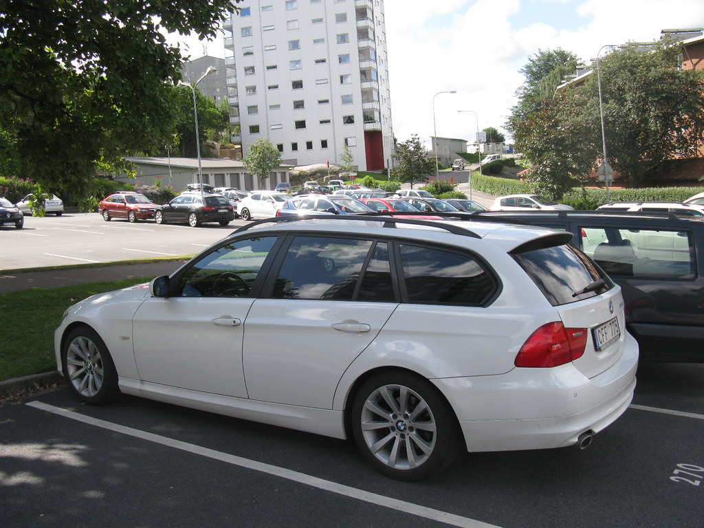 bmw 320d touring e91 nakhon100 flickr. Black Bedroom Furniture Sets. Home Design Ideas