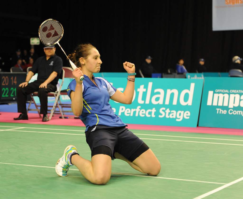 Scotland s Kirsty Gilmour goes through to the 2nd round se…